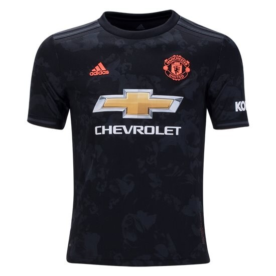 adidas Anthony Martial Manchester United Youth Third Jersey 19/20 ...